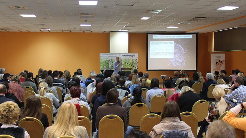Konferencja Naturoterapia w praktyce